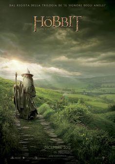 Lo Hobbit - Gandalf - Copertine e locandine