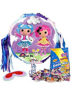 Lalaloopsy-Party-Supplies-pinata Lalaloopsy Party, Party Supplies