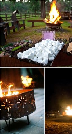 {Décoration mariage} Mon Vin d'Honneur on Fire ! - wedding and engagement photo Crazy Wedding, Perfect Wedding, Our Wedding, Campground Wedding, Wedding Dresses Photos, Food Themes, Festival Party, Summer Fun, Wedding Events