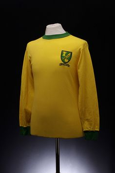 Norwich City Rare Football Shirts Revealed From Umbros Archives