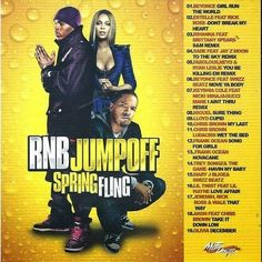 Tu Web Musical ™: Big Mike - R&B Jumpoff (Spring Fling) [2011] [Álbu...