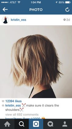 Lauren Conrad's new Bob