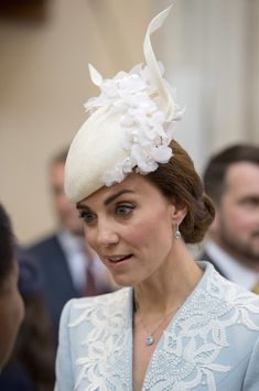Kate Middleton Photos - Catherine, Duchess of Cambridge attends a lunch after the National Service of Thanksgiving as part of the 90th birthday celebrations for The Queen at The Guildhall on June 10, 2016 in London, England. - Guildhall Lunch Following The National Service Of Thanksgiving To Celebrate The Queen's 90th Birthday