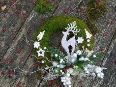 so sobom Christmas Wreaths, Christmas Ornaments, Holiday Decor, Home Decor, Decoration Home, Room Decor, Christmas Jewelry, Christmas Decorations, Home Interior Design