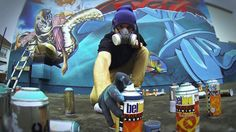 Is This The Future   Graffiti, Urban Body Art and Sexy Art Funk !