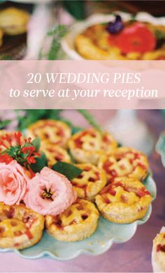 20 Wedding Pies | Martha Stewart Weddings - Today is March 14th, aka Pi Day because of the infinite number's first three digits: 3.14. To commemorate the obviously momentous occasion, we've rounded up our favorite wedding pies from real celebrations. You can start drooling … now!