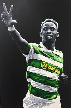 Celtic sold Dembele at last minute. Glasgow Green, Celtic Fc, Now And Forever, Watercolor Portraits, Champion, Soccer, Football, Bobs, Scotland