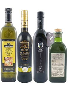 Olive Oil Lovers - Spanish Olive Oil Lover Package, $69.95 (http://oliveoillovers.com/spanish-olive-oil-lover-package/)