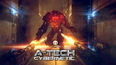 PlayStation VR : A-Tech Cybernetic en bout de ligne droite sur PSVR Dead Space, Zombies, Playstation, Science Fiction, Tech, Darth Vader, Character, Shooter Games, Virtual Reality