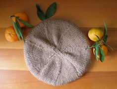 Ravelry: Basco alla francese by Giuseppina Flamini Scarf Hat, Beanie, Knitting Projects, Knitting Patterns, Knit Crochet, Crochet Hats, Baby Girl Sweaters, Knitting Accessories, Diy Fashion