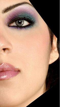 arab make up