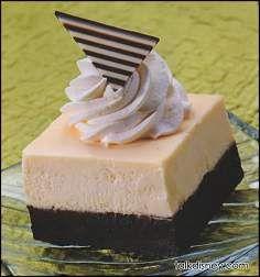 Brownie Cheesecake Recipe Boardwalk Bakery Disney's Boardwalk Resort