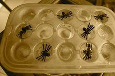 Projetos Inventivos - gelo com aranha!!!!