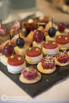 Finger food - Maggioni Party Service - Catering Novate Milanese - http://www.maggionipartyservice.com/