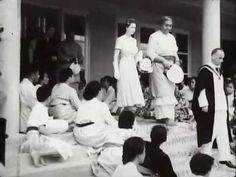 Queen Elizabeth & Duke Of Edinburgh visit to Tonga 1954 PART 2. - YouTube