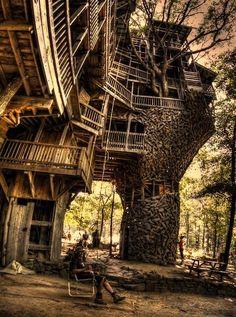 casa laberíntica