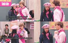 Chad Dylan Cooper was a huge jerk. But the cutest jerk ever. Demi Lovato, Disney And Dreamworks, Disney Pixar, Sonny Munroe, Chad Dylan Cooper, Old Disney Shows, Sterling Knight, Sonny With A Chance, Old Disney Channel