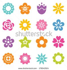 Illustrations Flower Stock Photos, Images, & Pictures | Shutterstock
