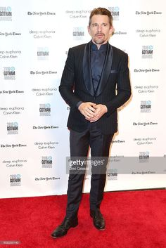Actor Ethan Hawke attends The Independent Filmmaker Project's 26th Annual Gotham Independent Film Awards at Cipriani Wall Street on November 28, 2016 in New York City.