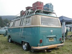the bus .. vw❤︎