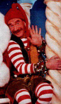 Mrs. Santa Claus (1996 TV)  Michael Jeter as Arvo