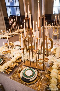 WedLuxe– Deco Darling | Photography by: Dave Abreu Photography Follow @WedLuxe for more wedding inspiration! Modern Wedding Venue, Toronto Wedding, Luxury Wedding, Wedding Events, One King West, Crystal Design, Wedding Rehearsal, Stationery Design, Photo Booth