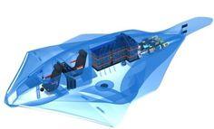 GhostManta: Green, Documentation Submarine