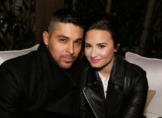 Demi Lovato: All the best with Wilmer Valderrama