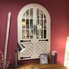 Tall Cabinet Storage, Furniture, Home Decor, Windows, Decoration Home, Room Decor, Home Furnishings, Arredamento, Interior Decorating
