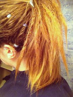 (3) partial dreads | Tumblr