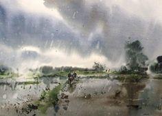 Rain a demo