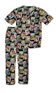 Anatomical chart company blueprint for health your digestive if your kid loves comics theyll love this kids scrub set from cherokee malvernweather Images