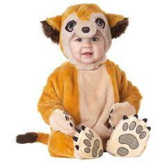 Toddler Plush Meerkat Costume