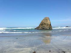 northern california, Beautiful Empty Beach