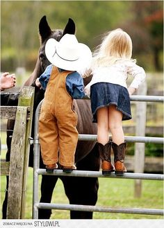horses, boots & all things country