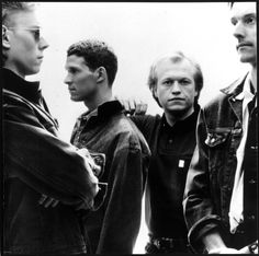 Level 42 - Levi's photoshoot (From Winston Walker)