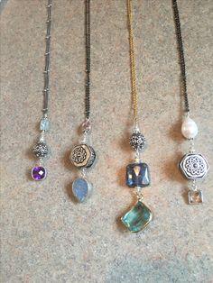 Sweet spring pendants Fine Jewelry, Women Jewelry, Jewelry Making, Handcrafted Jewelry, Piercings, Arrow Necklace, Artisan, Pendants, Gemstones