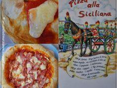 Calzone e pizza con il cornicione ripieno di ricotta, Ricetta Petitchef Calzone, Hawaiian Pizza, Fajitas, Ricotta, Food, Chili Con Carne, Essen, Meals, Yemek