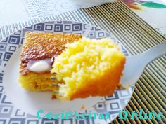 bolo de flocos de milho fofinho - Pesquisa Google
