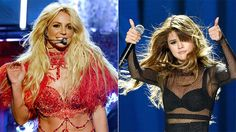 Britney Spears Wants to Duet with Selena Gomez