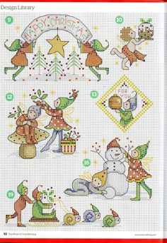 (3) Gallery.ru / Фото #1 - The world of cross stitching 169 - tymannost