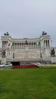 Monumento  Vitorio Emanuelle - Roma