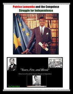 New Addition: Patrice Lumumba a... http://unitedblackbooks.org/products/patrice-lumumba-and-the-congolese-struggle-for-independence-free-rgb-booklet-e-book