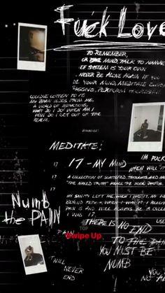 • XXXTentacion Feat. Trippie Rede - (Fuck Love)