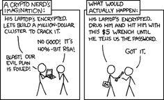 A crypto nerd's imagination comic