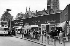 Coventry England, Coventry City, Bus Stop, Bond Street, Family Memories, Prefab, Public Transport, Street View, Australia