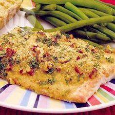 Salmón con Mostaza al Horno (Baked Salmon with Mustard)  |  allrecipes.com.mx