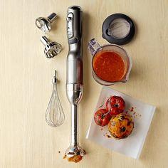 KitchenAid® Pro Line® Cordless Immersion Blender #williamssonoma
