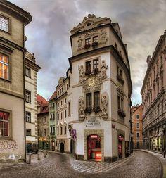 Praga medieval, República Checa
