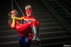 The Jess to my Carol; the Spider-Woman to my Captain Marvel! I had the best time at Denver Comic Con paling around with my friend mylifeasaweapon. This person is a great example of the beauty of. Crazy Costumes, My Friend, Friends, Thats The Way, Captain Marvel, Denver, Spider, Waiting, Sunday